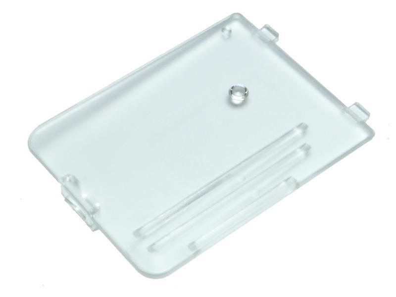 W6 Nähmaschinen Abdeckung Greifersystem W6 N 3300 Exkl. / 5000 ...